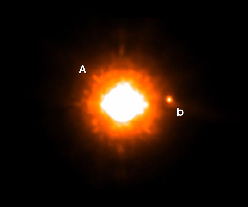 exoplaneta lupi