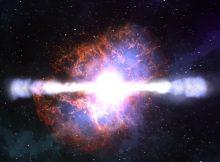 explosión estelar NASA