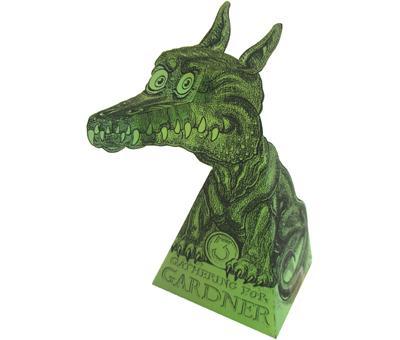 dragón verde de gardner