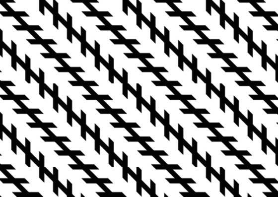 la ilusión del zöllner