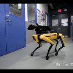 Perros robot capaces de abrir puertas y escapar en grupo